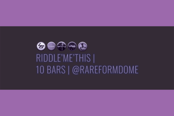 Riddle'Me'This | 10 Bars | Featured Image