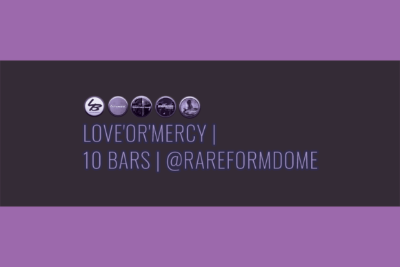 Love'Or'Mercy | 10 Bars | Featured Image