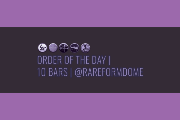 Order'Of'The'Day | 10 Bars | Featured Image