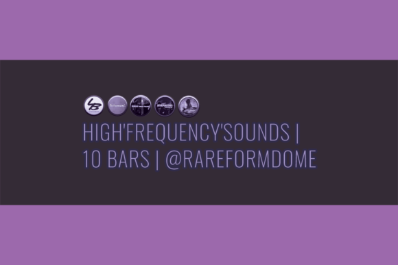 High'Frequency'Sounds | 10 Bars | Featured Image