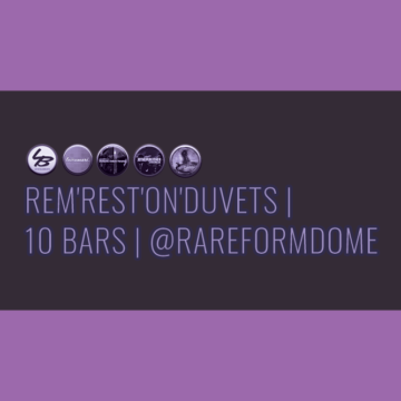REM'Rest'On'Duvets | 10 Bars | Featured Image